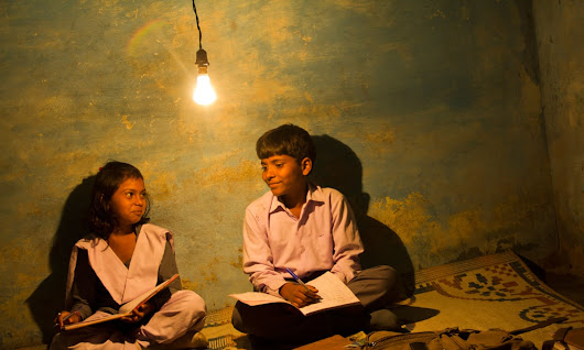 Electrifying India: the day rural Hotasar finally saw the light | Vidhi Doshi