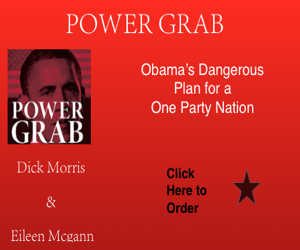 Click Here To Purchase Power Grab: Obama's Dangerous Plan For A One Party Nation