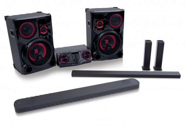 LG Announces New Range of SoundBars and LOUDR Speakers at CES