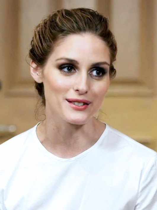 Olivia Palermo's Tip for a Successful Wedding