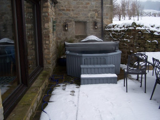 Hot Tub Hire Yorkshire