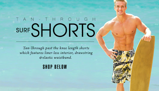 Men's Surf Shorts by Cooltan.