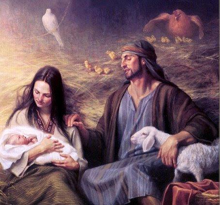 O Nascimento De Jesus Imagens Bíblicas