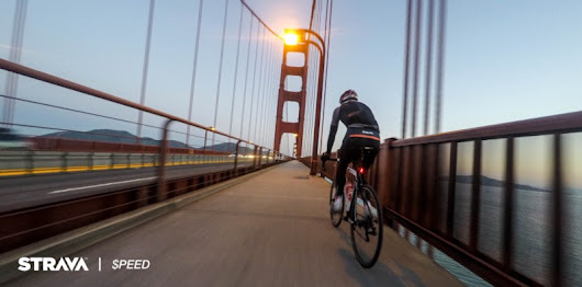 Go Faster with Strava SPEED