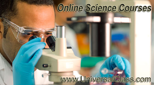 Online Science Courses: Biology, Chemistry, Physics, Microbiology, Astronomy