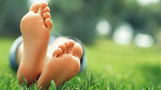 How Nutrition Affects Your Feet