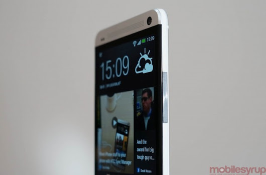 HTC One sales are 'around 5 million' | MobileSyrup.com