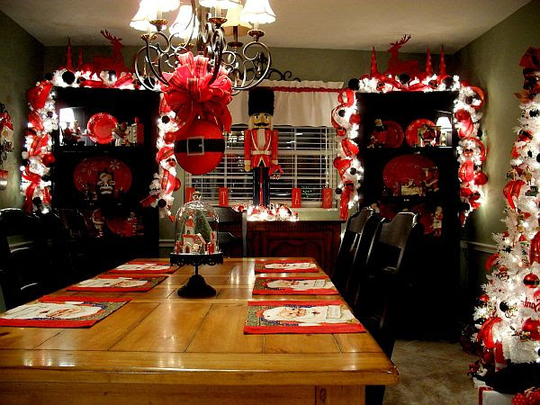 christmas decoration kitchen holliday decorations