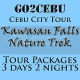 Cebu City + Kawasan Falls Nature Trek Tour Itinerary 3 Days 2 Nights Package