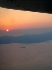 Sunrise Over Evia