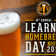 Learn to Homebrew Day 2016 is coming soon! Time to register for this event!