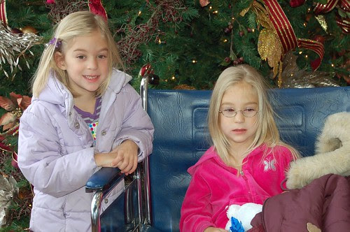 Sydney SO glad that her sister is okay!