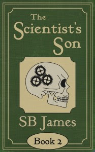 The Scientist's Son by SB James