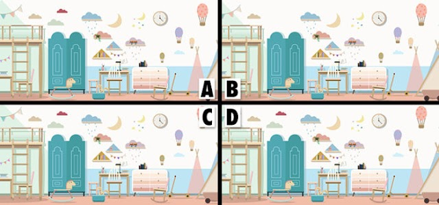 Spot The Difference Interior Design Quiz Answers - Be Quizzed