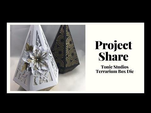 Tonic Studios Terrarium Gift Box