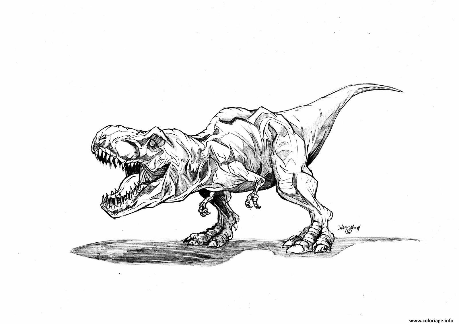 Coloriage Dinosaure Jurassic Park Gratuit A Imprimer.Meilleur De Coloriage Jurassic World A Imprimer Des