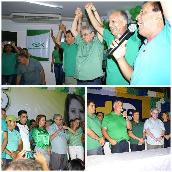 Garibaldi movimenta convenções do PMDB em Extremoz e região Agreste