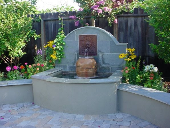Fountain - San Jose, CA - Photo Gallery - Landscaping Network