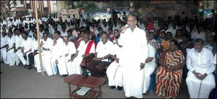 CPI organised rally in Tamil Nadu