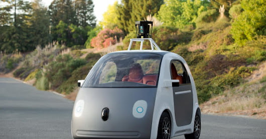 Google's self-driving car is far from ready, can't drive through rain, snow or parking lots