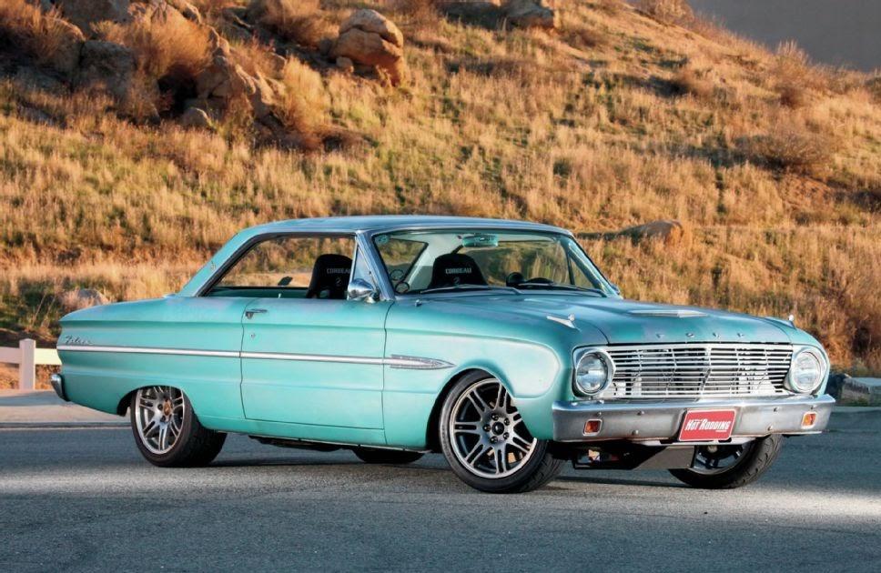 The Amazo Effect 1963 Ford Falcon Futura Hindsight