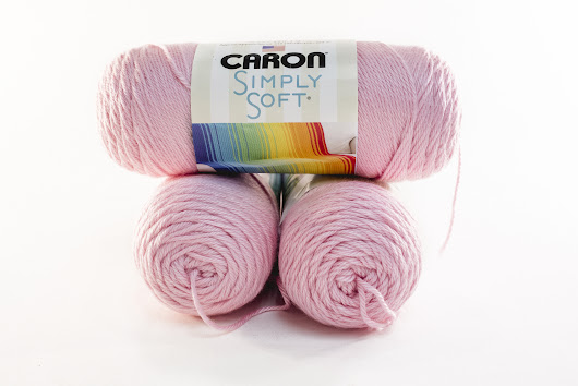 Sweet Caron Simply Soft Yarn