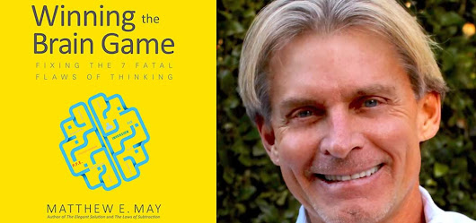 Ep #116: Winning the Brain Game with Matthew May - Roger Dooley