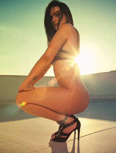 Cleo Pires na Playboy