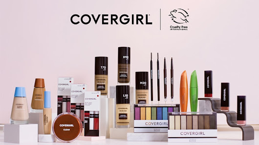Covergirl Becomes the Largest Makeup Brand to Achieve Leaping Bunny's Cruelty Free Certification
