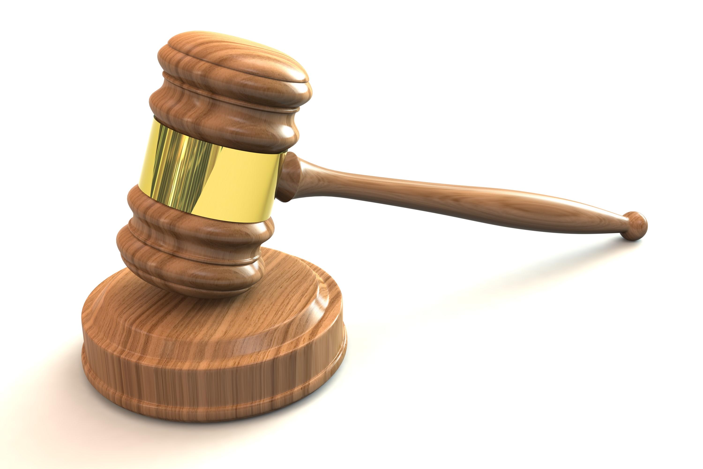 Mazo o mallete judicial
