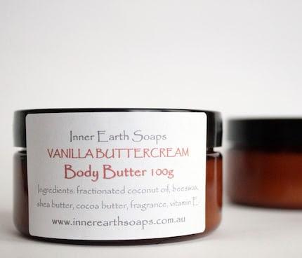 Vanilla Buttercream Body Butter