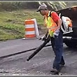 Cleaning Asphalt for Seal-Coating - How to Prepare a Surface for Seal-Coating Asphalt