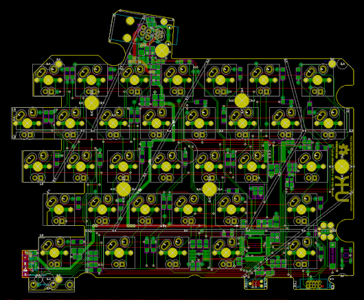 PCB redesign and firmware progress