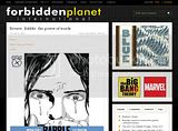 In Review: Forbidden Planet International