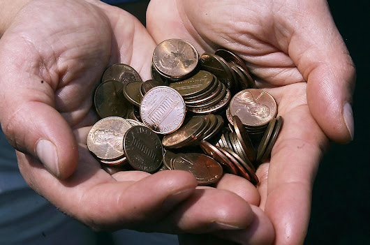 A Penny Saved? How to Make $1,000 By Picking Up Pennies