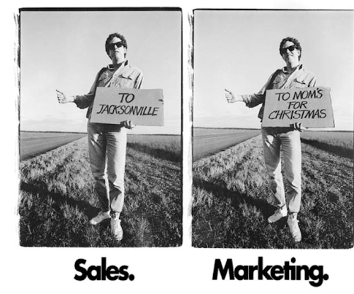 How to Make Marketing Work for Sales