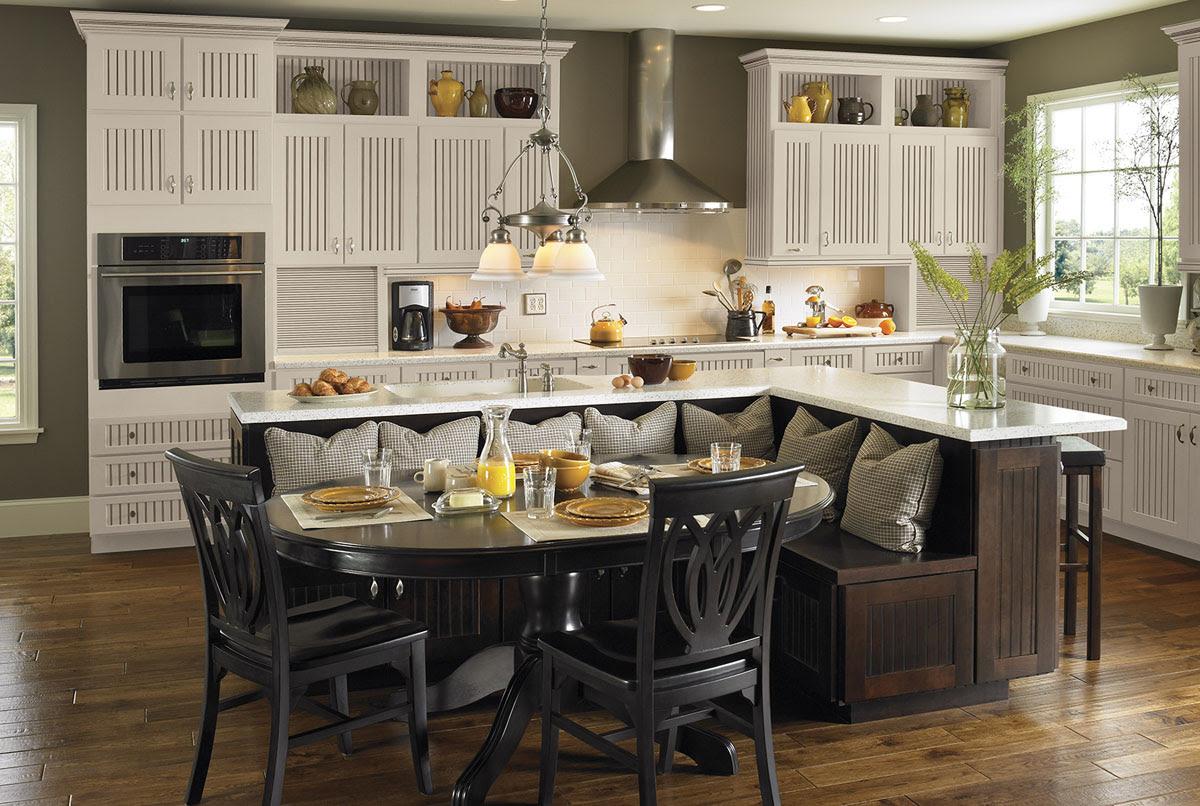 Edinburgh Maple Kitchen Cabinets Detroit, - MI Cabinets