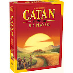Settlers of Catan Board Game Extension for 5-6 players CN3072