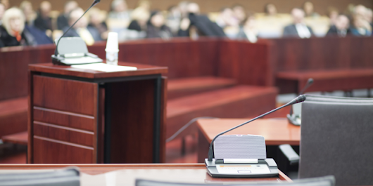 Courtroom Technology: 23 Years Ago, and Today