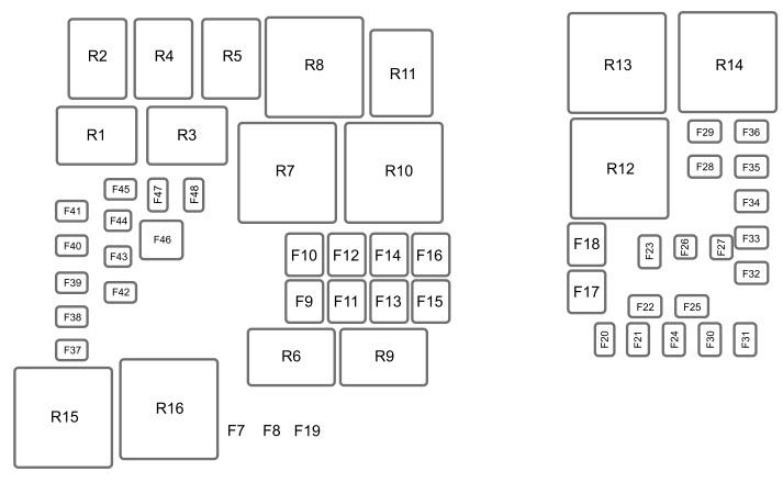 Ford Escape From 2012 Fuse Box Diagram Auto Genius
