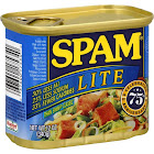 Spam Canned Meat Product, Lite - 12 oz can