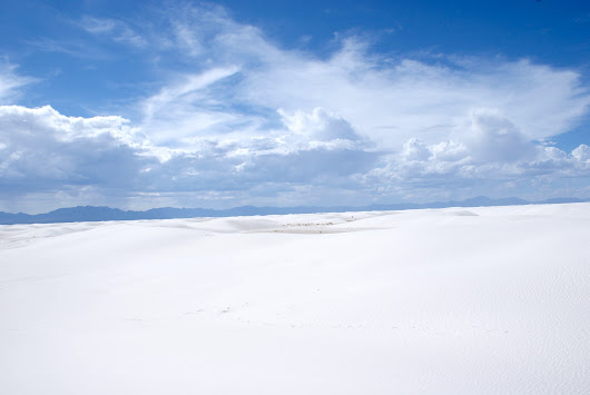 Summer Guide | Roadtrip To White Sands National Monument, New Mexico - Tech Life Magazine