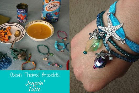 Ocean Themed Bracelets | Jonesin' For Taste