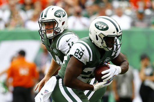 Jets' run game will pound lightweight Colts defense