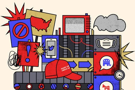 Can We Escape the Political-Industrial Complex?