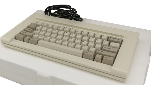 This 10-Pound Keyboard From The 1980s Is Making A Comeback