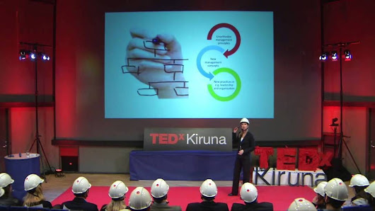 Continuous innovatio<wbr/>n -- Google's best kept secret: Annika Steiber at TEDxKiruna - YouTube