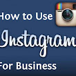Promoting a Business using Instagram