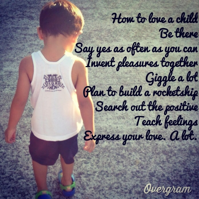 Quotes About Loving Your Children Quotes About Love