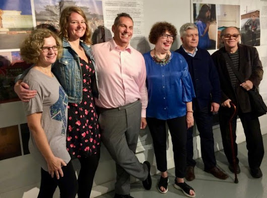 "Reception for ""Capture Your Freedom"" at Gallery RIVAA"
